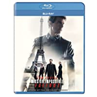 Mission: Impossible - Fallout (Blu-ray) [2018] [Region Free]