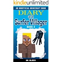 Diary of a Surfer Villager: Book 2: (an unofficial Minecraft book for kids) (English Edition)