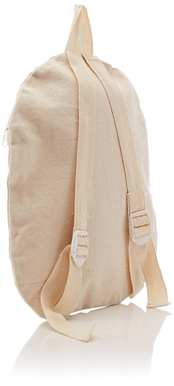 Beleduc Arts & Crafts Niños de mochila de diseño Molle Blanco para pintar: Amazon.es: Juguetes y juegos