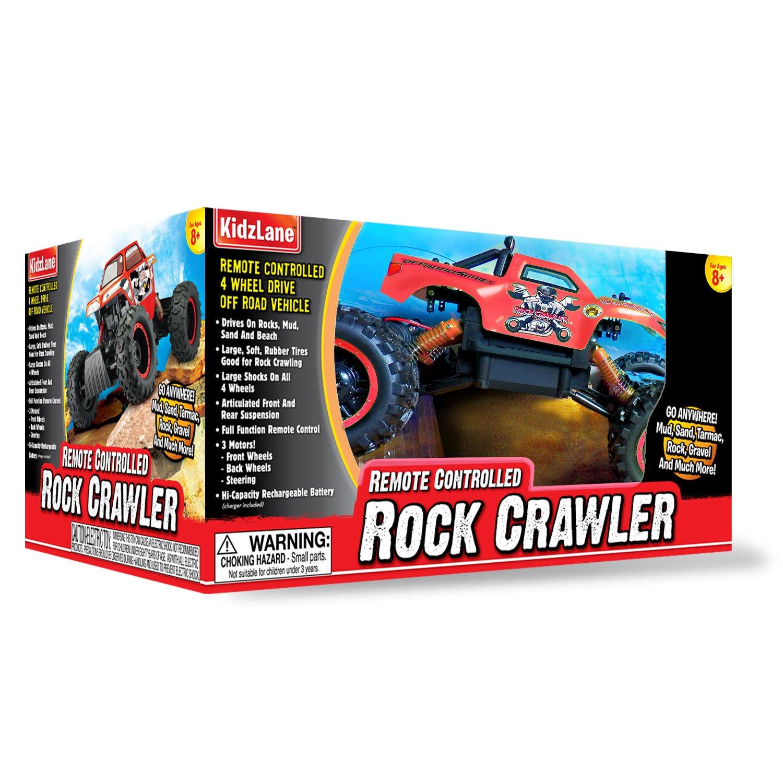 powerful remote control truck rc rock crawler 4x4