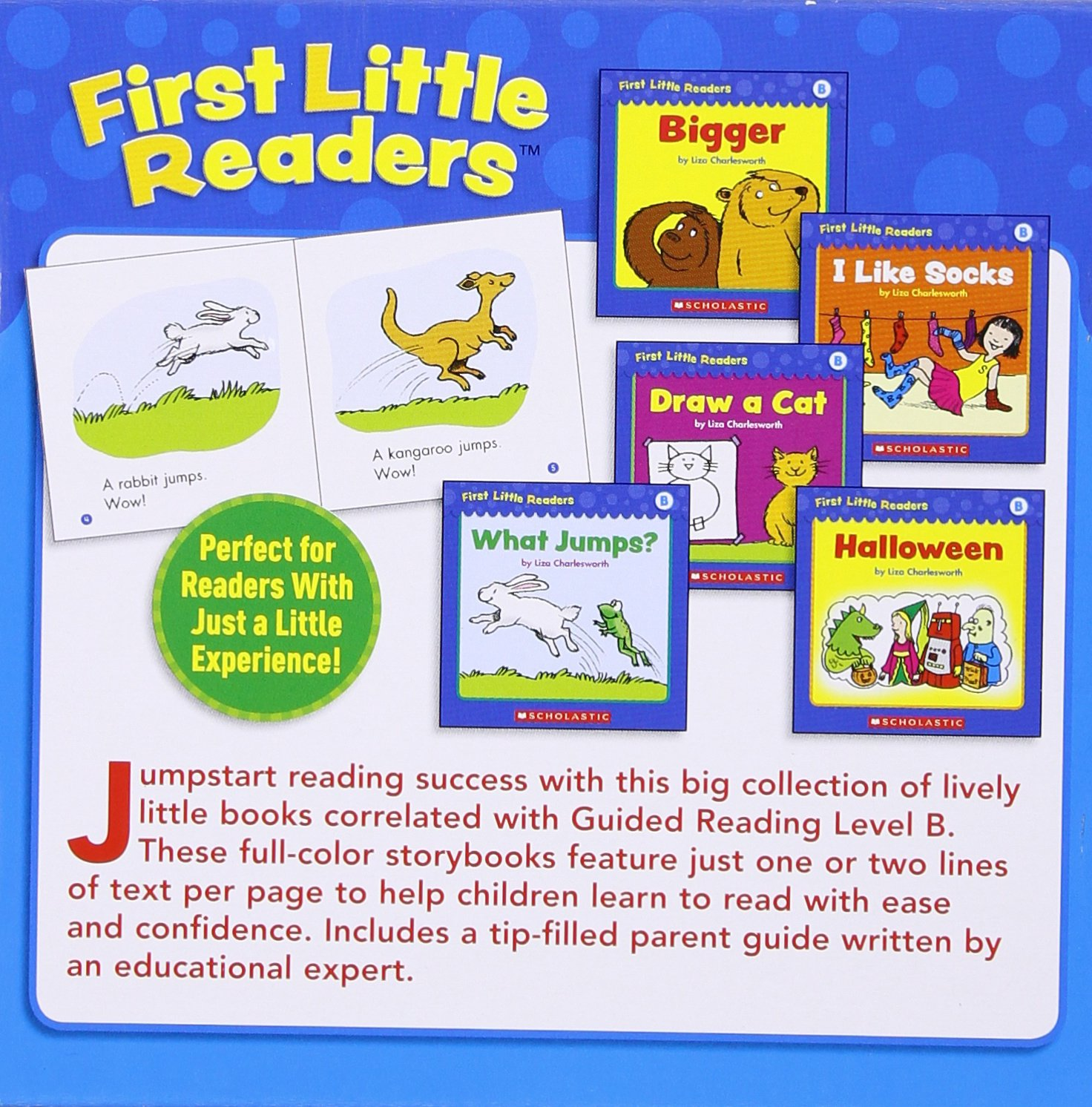 first little readers guided reading level b 25 irresistible books rh amazon co uk Scholastic Book Order Catalog scholastic guided reading leveled book list