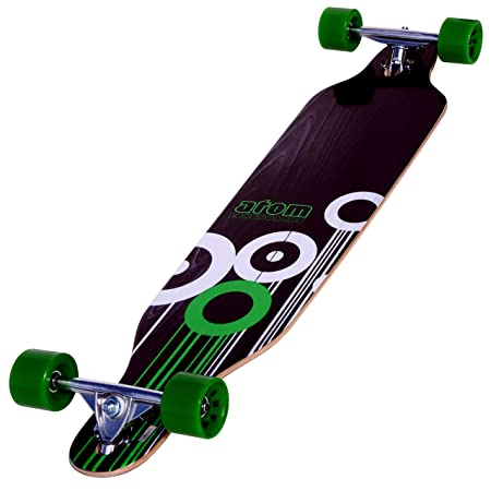 Atom Drop-Through Longboard (41-Inch)