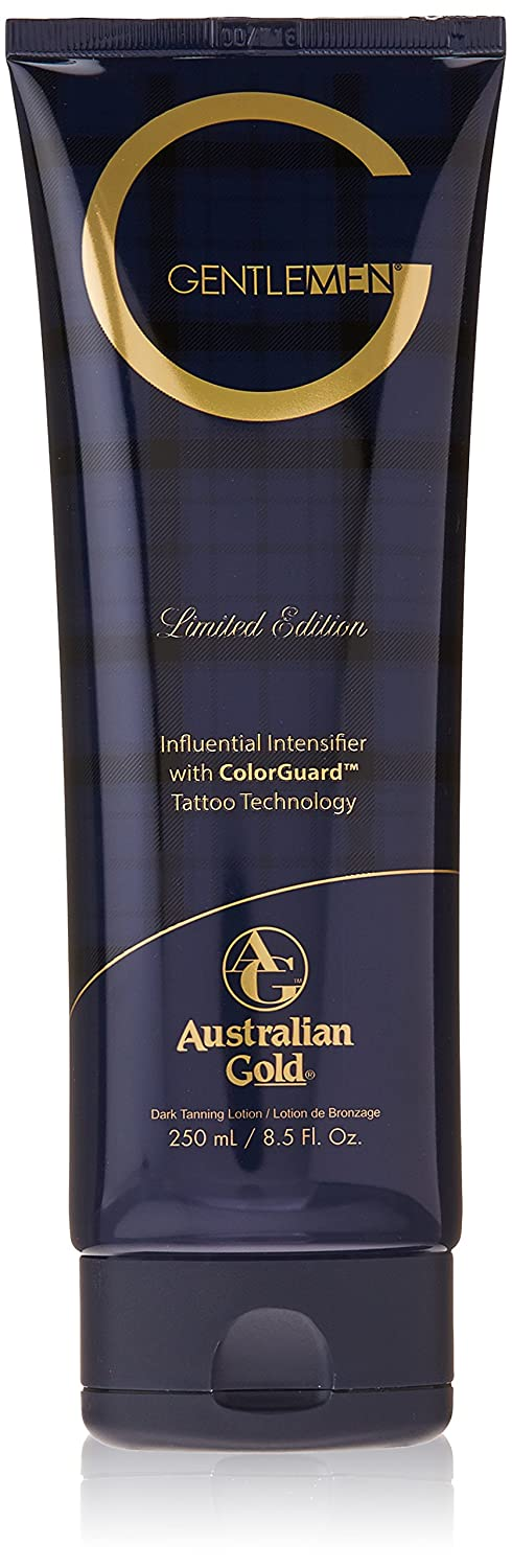 G.Gentlemen Limited Edition Intensifier Australian Gold