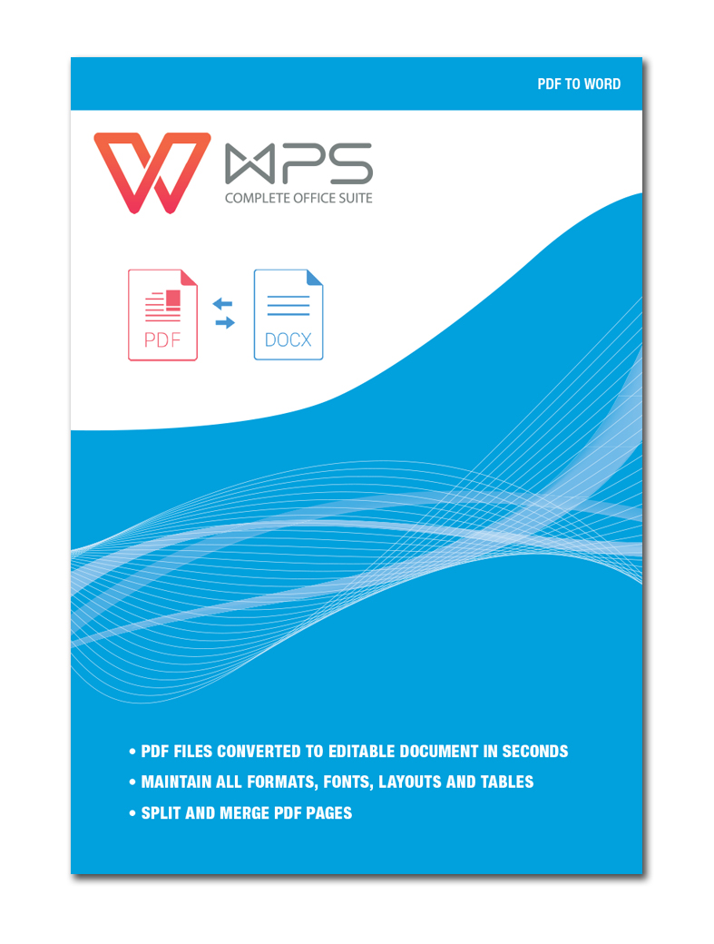 WPS PDF to Word Converter [Download]