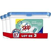 Skip Lessive Capsules Duo Hygiène 29 Lavages - Pack de 3