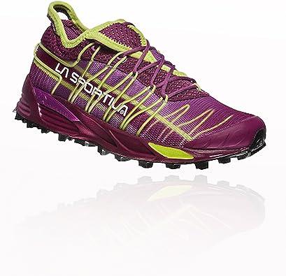 LA SPORTIVA Mutant Woman, Zapatillas de Trail Running para Mujer: Amazon.es: Zapatos y complementos