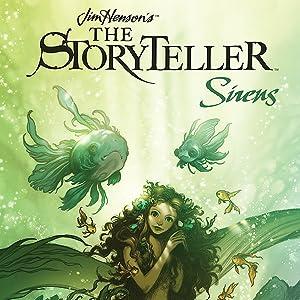 JIM HENSON STORYTELLER SIRENS #1 2 3 4 1-4  MAIN COVER SET NM