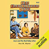 Jessi and the Bad Baby-Sitter: The Baby-Sitters Club, Book 68