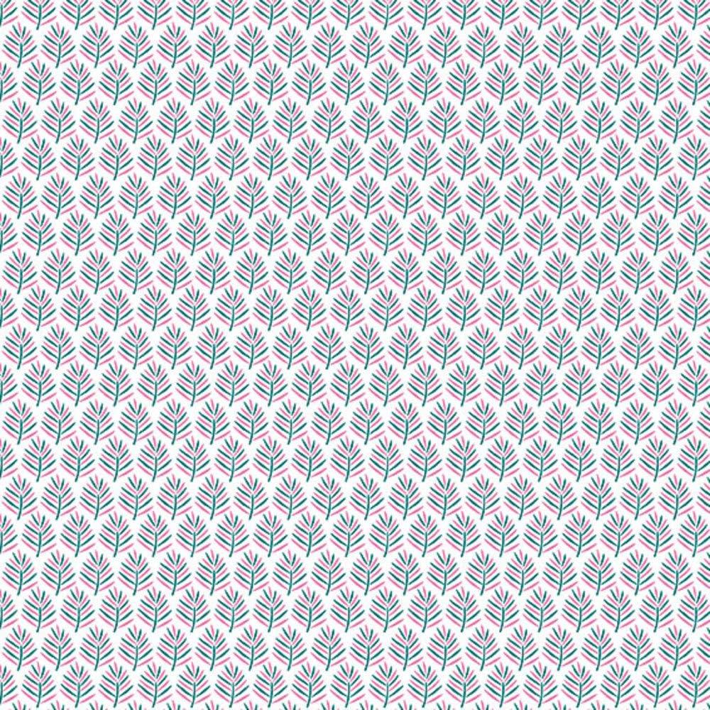 Clairefontaine 211730C Geschenkpapier Alliance Fantasie 1 Rolle Punkte Blau//Orange//Rot 50x0,70m, 60g//qm