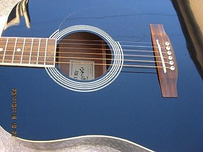 HONEY BEE アコースティックギター W-15 BK (中古品) No.01600 1 0500 00 00 2017/07/19/15:30