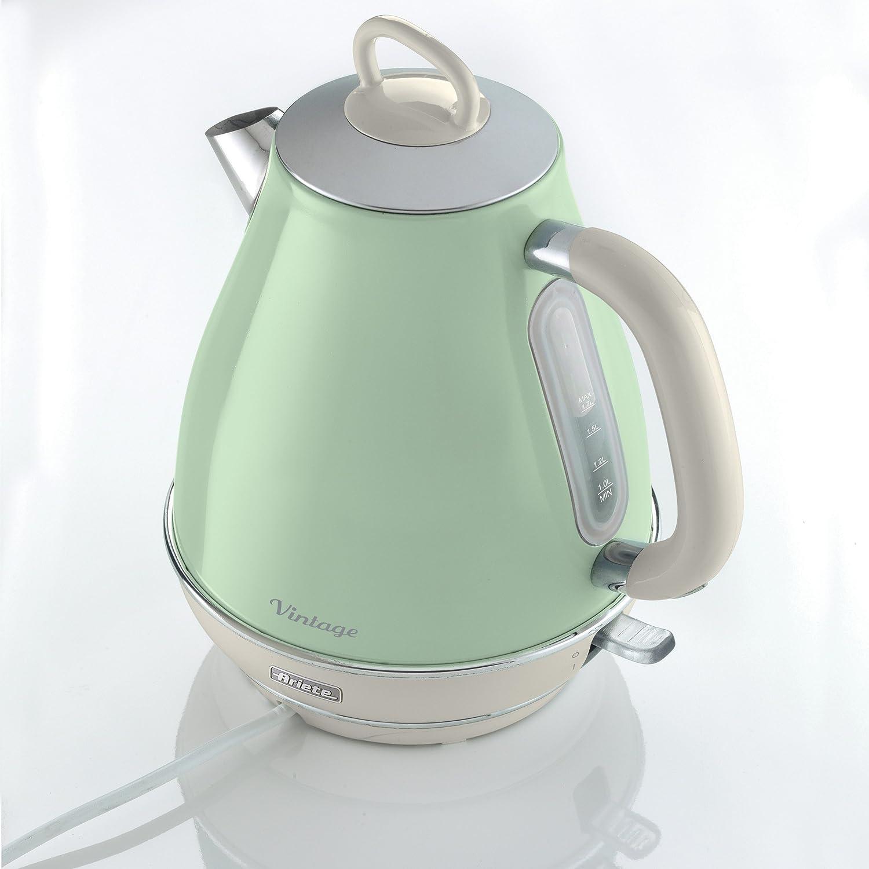 Amazon.de: Ariete 2869 Design-Wasserkocher, 2000 W, 1.7 Liters ...