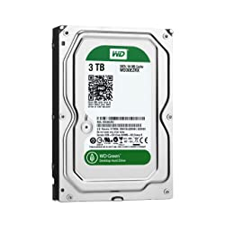 WD 内蔵HDD Green 3TB 3.5inch SATA3.0(SATA 6 Gb/s) 64MB Inteilipower 2年保証 WD30EZRX-1TBP