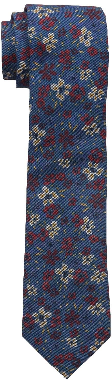 Ben Sherman Men's Londrina Floral Tie Blue 12 Randa Neckwear SH49110011
