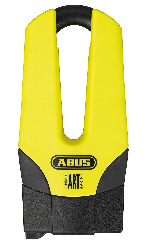 Abus 77 Sledg Grip color amarillo Candado para disco de freno