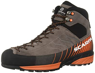 best loved 645ce a8cb3 SCARPA Men s Mescalito Mid GTX Walking Shoe Charcoal Tonic 40 Regular EU  (US M