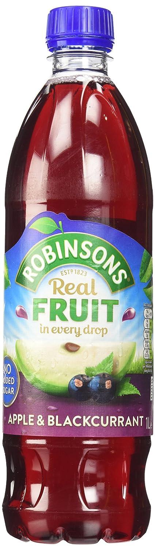 Robinsons Apple & Blackcurrant No Added Sugar 1 L