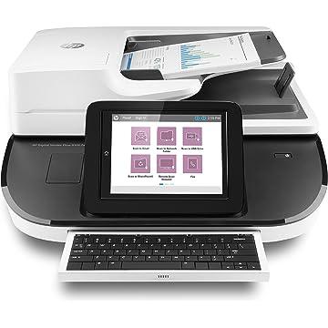 HP Digital Sender Flow 8500