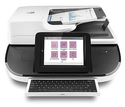 amazon com hp digital sender flow 8500 fn2 ocr document capture rh amazon com hp 8500 scanner manual hp scanjet enterprise 8500 fn1 manual español