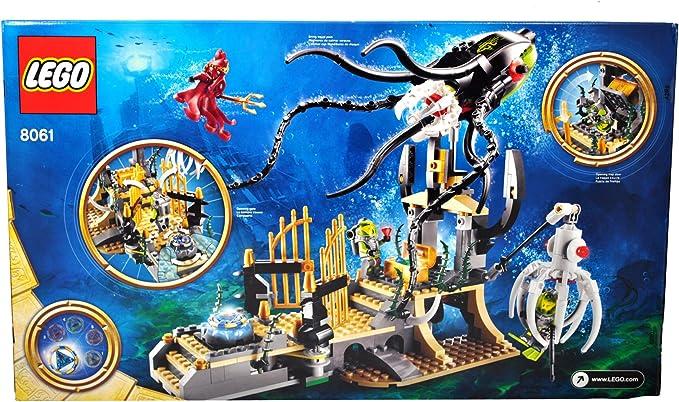 Lego Atlantis 8061 Sticker Sheet ONLY NEW