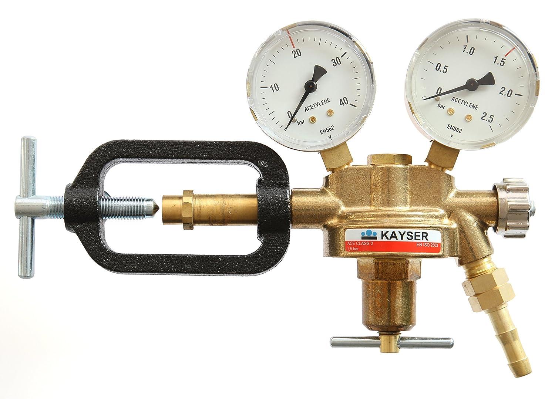 Kayser Acetylen-Druckminderer K 10