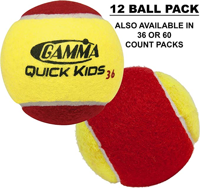 Green Dot Low Compression Tennis Balls Sports /& Outdoors Racquet Team Fitness