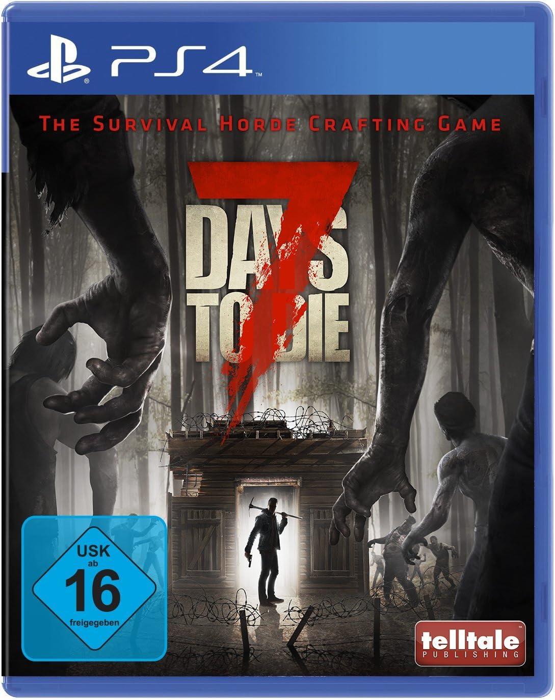 7 Days To Die [Importación Alemana]