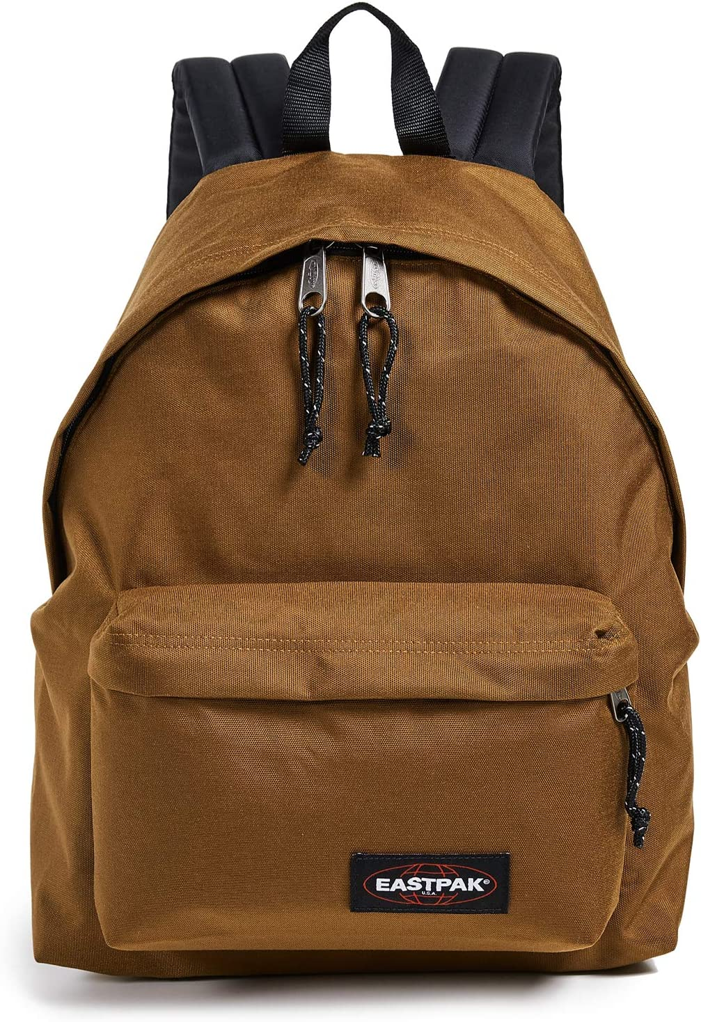 Eastpak Men's Padded Pak'r Backpack, Wood Brown, One Size
