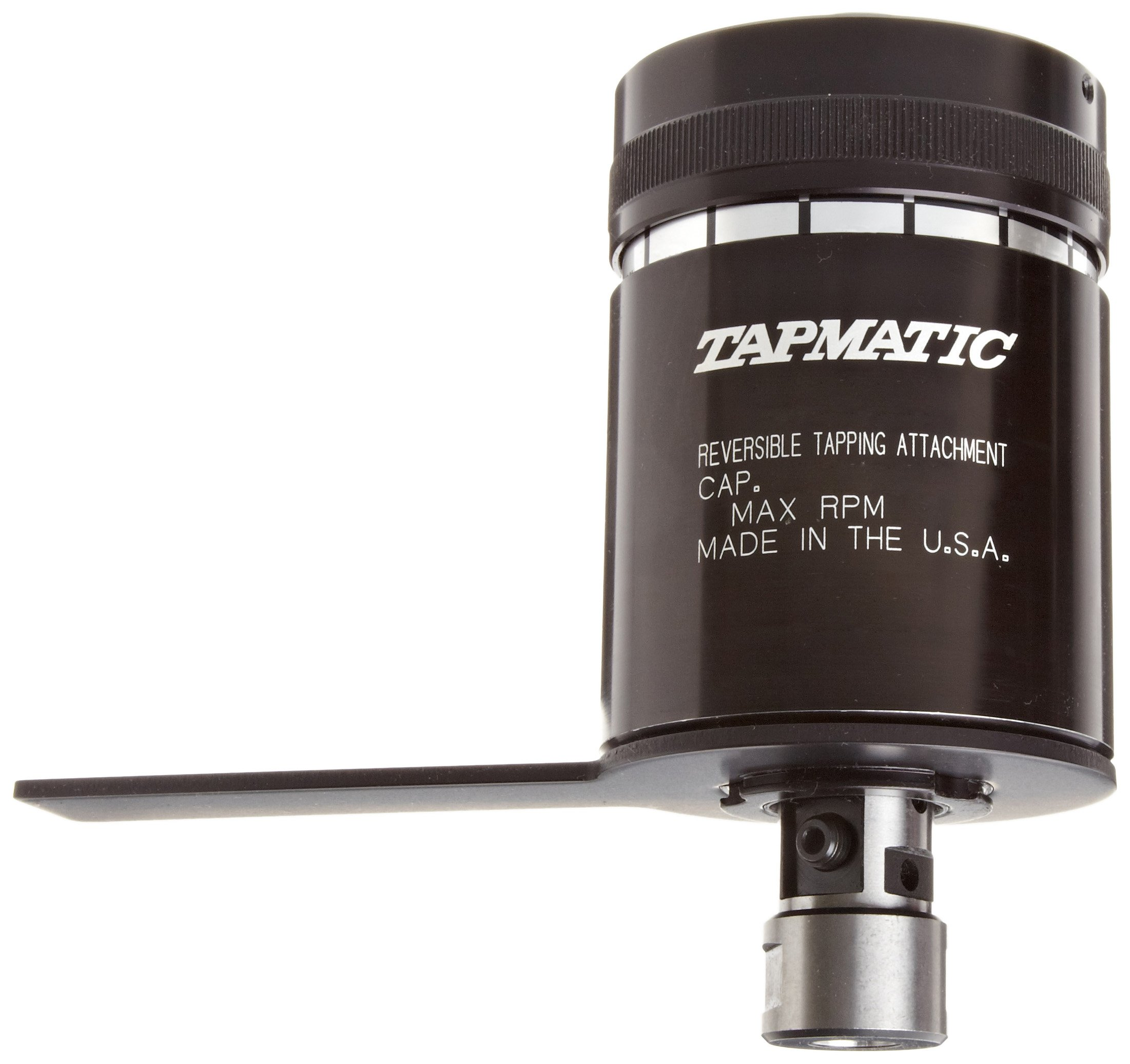 Tapmatic RX 50 Self-Reversing Tapping Head, #6JT Taper Mount, #6 - 1/2'' and M3-M12 Capacity