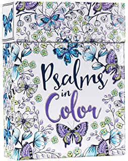 Amazon.com: Colorful Blessings: Cards to Color and Share ...