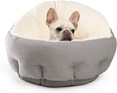 Best Friends by Sheri OrthoComfort Deep Dish Cuddler (20x20x12) - Self-Warming Cat and Dog Bed