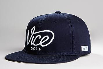 Vice Golf Crew Cap Blau  Amazon.de  Sport   Freizeit 96f1000f0a1