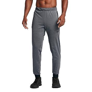 Nike Dry Men's Training Pants Black/Dark Grey/Metallic Hematite