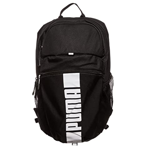 beb424a59e07 Image Unavailable. Image not available for. Colour  Puma 21 Ltrs Black  White Laptop Backpack ...