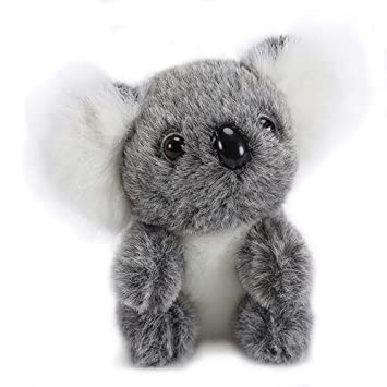 Lazada Gris Coala Felpa de Peluche Koala Juguetes de bebe Muñecas 5