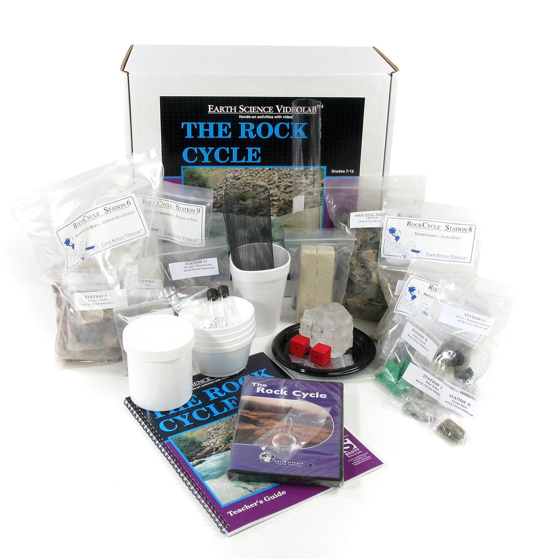 好評 DVDとハバードサイエンティフィック8445 - DVDロックサイクル地球科学Videolab B00658B5XM, 厨房1番 754b40f5