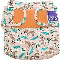 Bambino Mio, miosoft Cloth Nappy Cover, Wild cat, Size 1 (<9kgs)