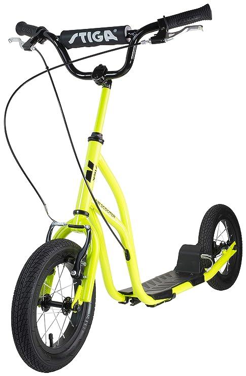 Stiga Patinete Air Scooter Verde