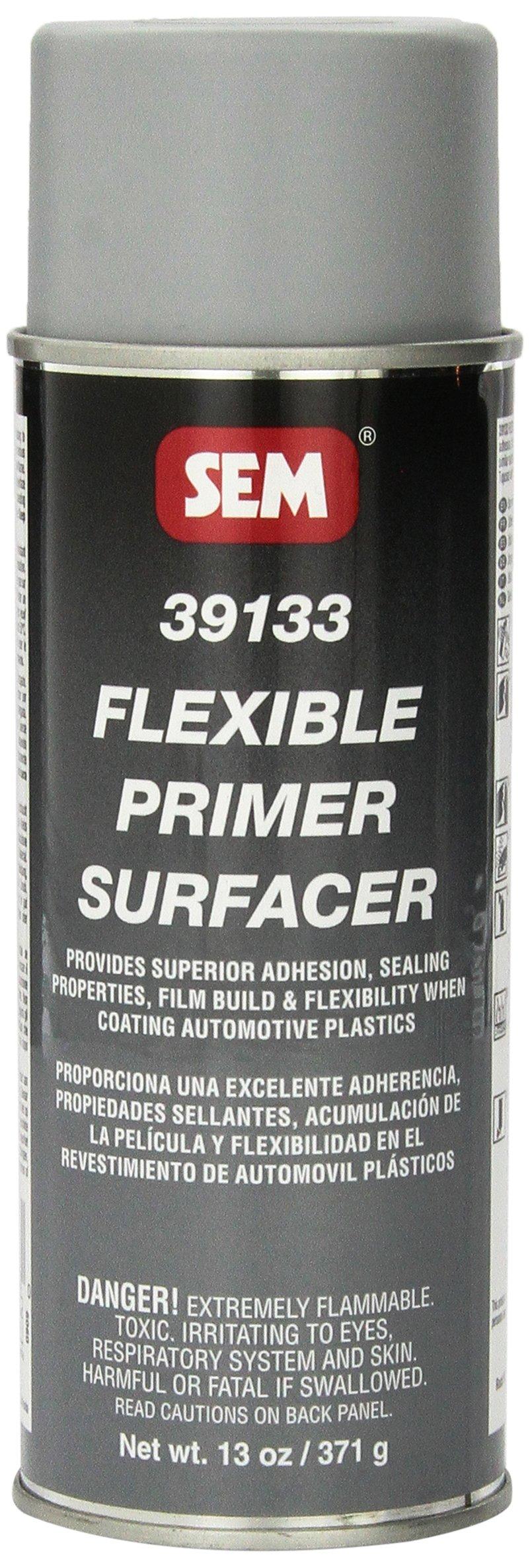 SEM 39133 Flexible Primer Surfacer - 13 oz. by SEM