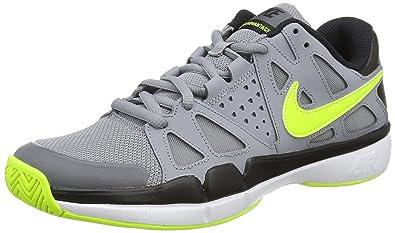 Nike Tennis Da Advantage Air Vapor Nero Scarpe Colore Uomo rvnzrCq