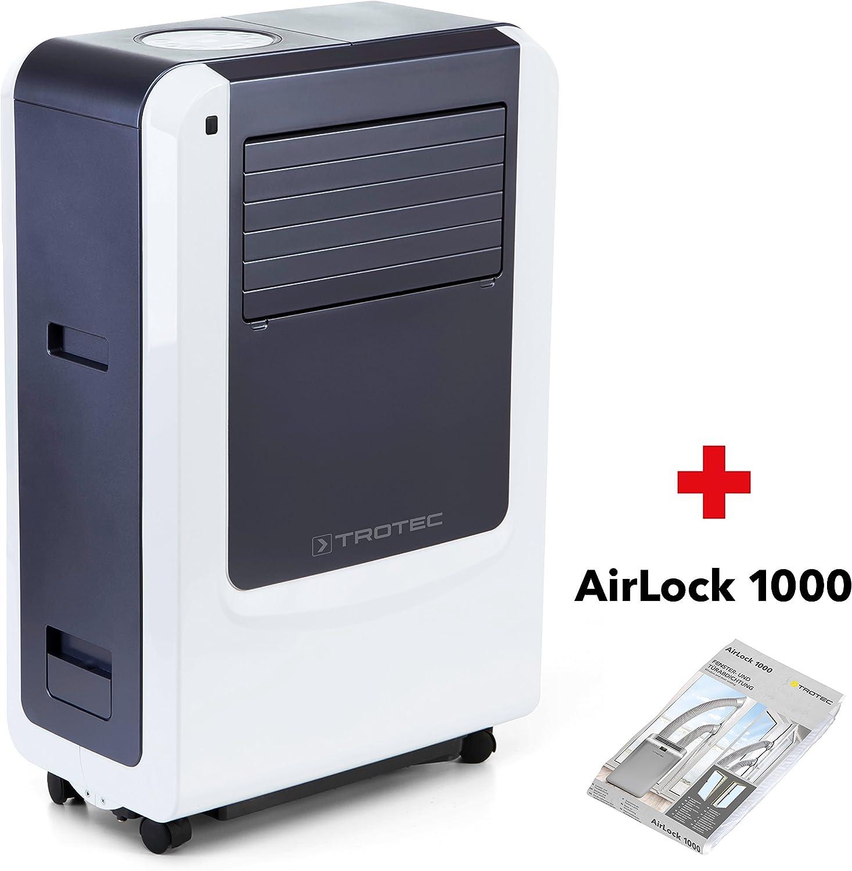 TROTEC Acondicionador de aire local PAC 3500 X de 3,4 kW / 12.000 ...