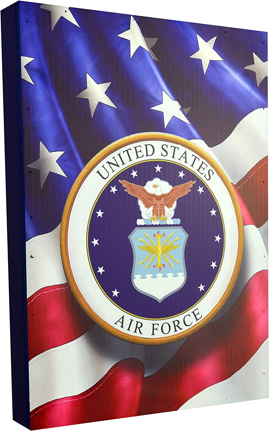 Red Carpet Studios 35142 Officially Licensed Military Sign, Air Force
