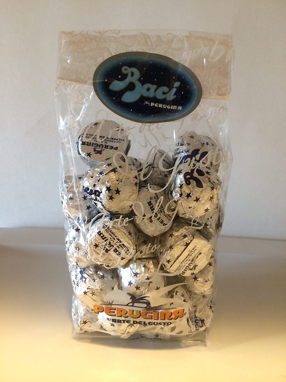 Amazon.com : Perugina Baci Chocolates Bulk 1 Pound Bag : Chocolate ...