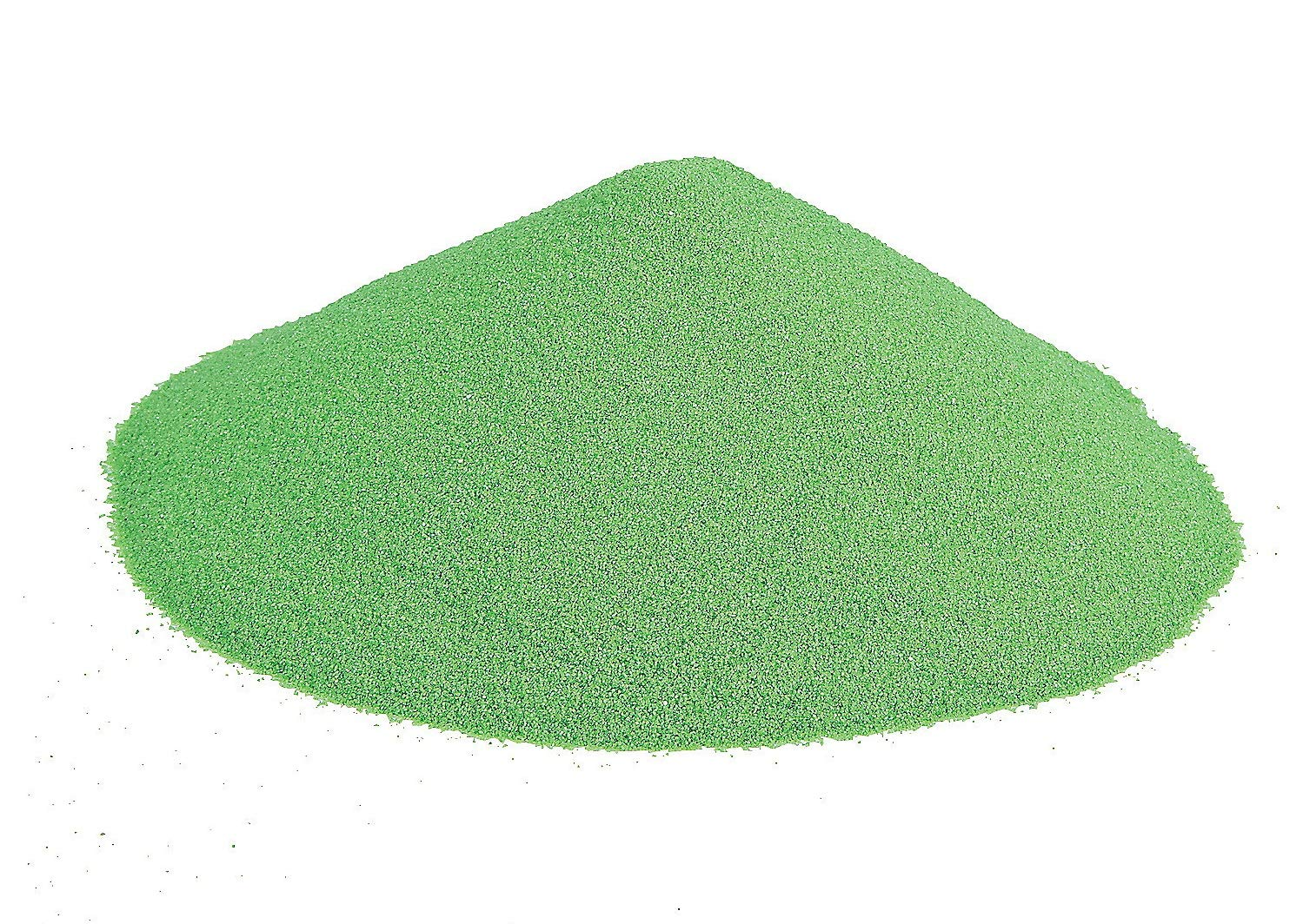 Arts /& Crafts 5 Lbs. Zugar Land Bulk Green Sand