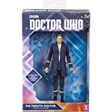 Doctor Who 06282 5-Inch 12th Doctor Capaldi Hoodie/Check Trousers Figure