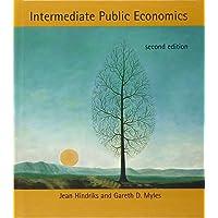 Intermediate Public Economics (Mit Press)