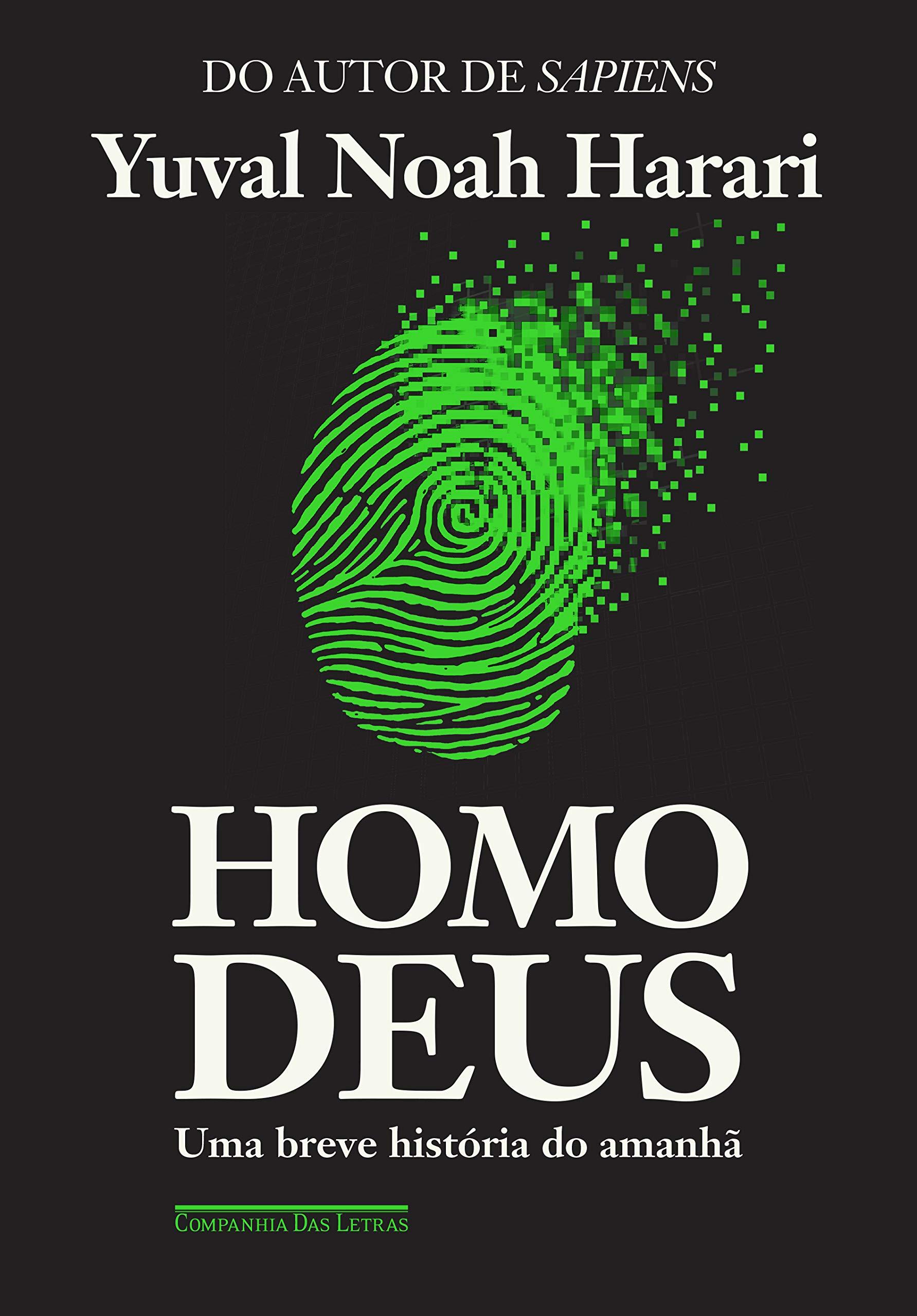 Homo Deus - 9789588931623 - Livros na Amazon Brasil
