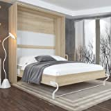 Double Wall Bed Murphy Bed Pull Out Bed Foldaway Bed