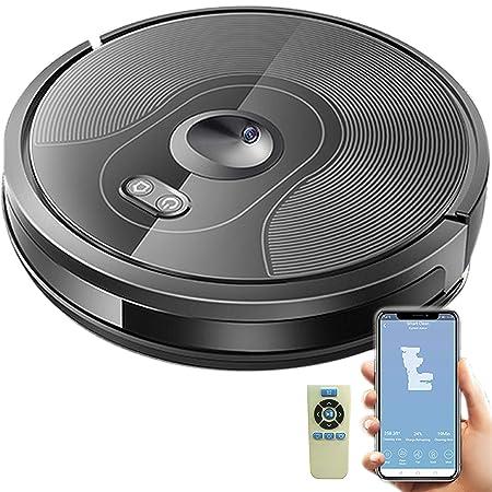 Dynasun Home X6 Robot Lava y vacío Wi-Fi vacío Suphoter App GPS ...