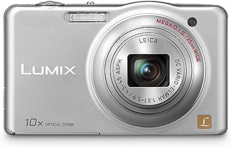 Panasonic Lumix Dmc Sz1eg S Digitalkamera 2 9 Zoll Kamera