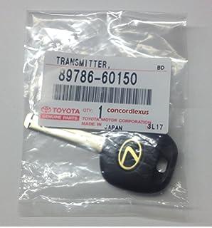 Amazon com: -Nat'l B99-PT GM Chip Key - Ready to Program: Automotive